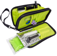 MYLIFE Loom Tour Duo Diabetiker-Tasche